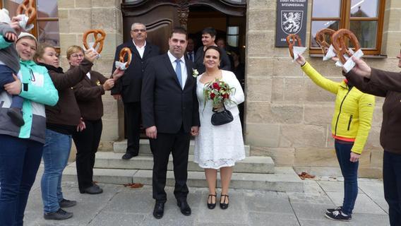 Das große Glück: Die Hochzeiten im Landkreis Neumarkt 2019