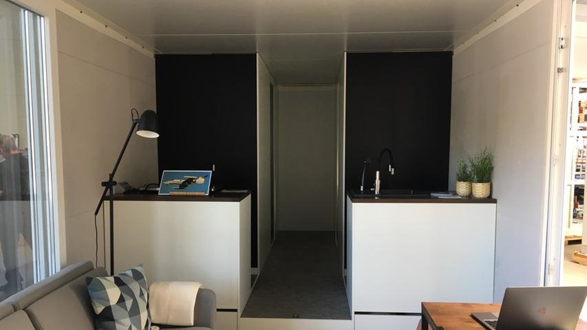 Flexibel, schick und minimalistisch: Das sind Tiny-Houses aus Forchheim