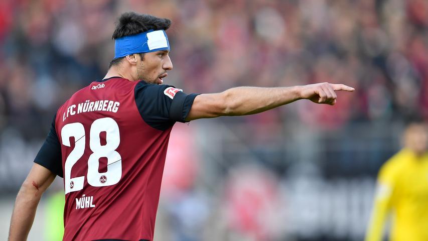 Blamabel gegen Bielefeld: Die Club-Spieler in der Einzelkritik