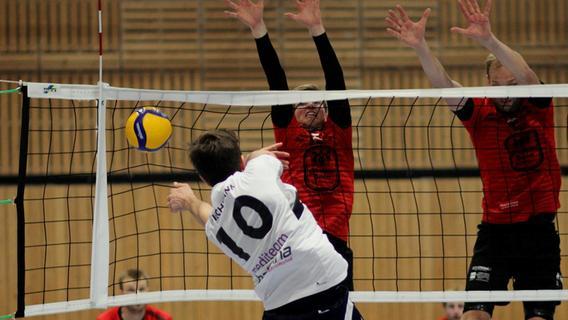 Volleyball-Bayernliga Nord: Packend bis zum Schluss - Nordbayern.de