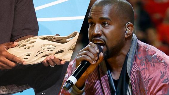 Für Adidas: Kanye West macht Yeezy-Sneaker aus Algen - Nordbayern.de