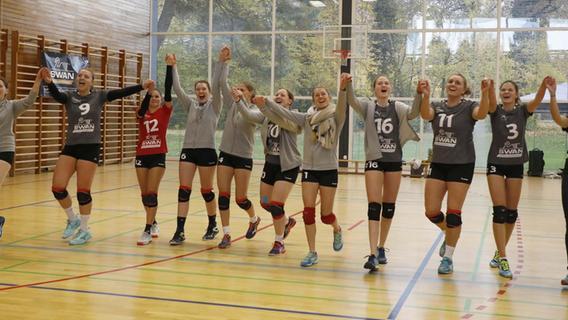 SGS Erlangen gewinnt das Derby gegen den TV - Nordbayern.de