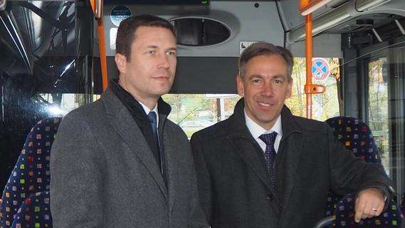 Mit dem Bus bequemer nach Herzogenaurach - Nordbayern.de