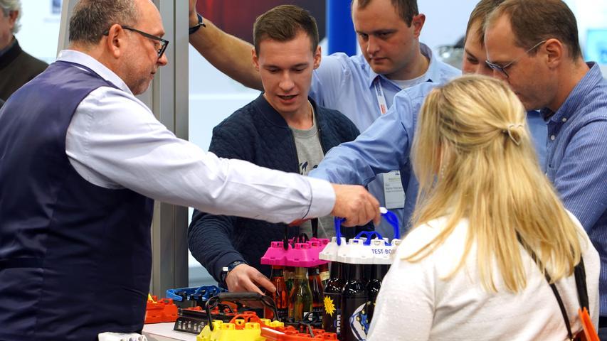 Innovationen rund ums Bier: Start-ups präsentieren Ideen auf der BrauBeviale