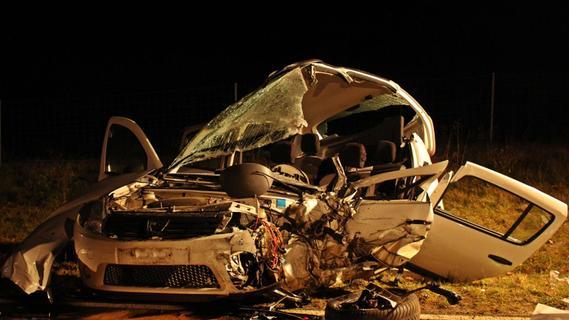 38-Jähriger starb bei Frontalzusammenstoß nahe Trockau - Nordbayern.de