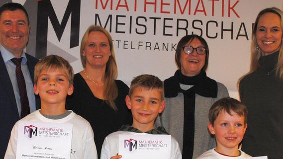 Die Zahlentüftler: Zweite Runde der Mathe-Meisterschaft - Nordbayern.de