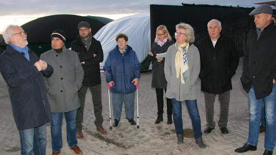 Übler Geruch der Bioerdgasanlage stört Eggolsheimer nach wie vor - Nordbayern.de