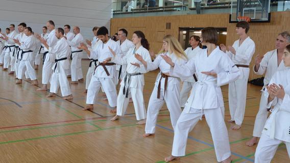 """Shotokan Karate Hausheim"" feierte seinen 30. Geburtstag - Nordbayern.de"