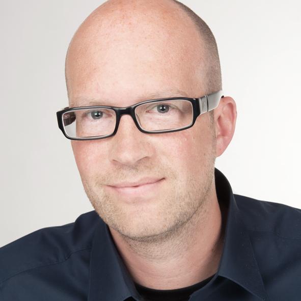 Profilbild Erik Stecher