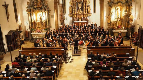 """Philharmonischer Chor: Jubiläum mit """"Joshua"""" - Nordbayern.de"""