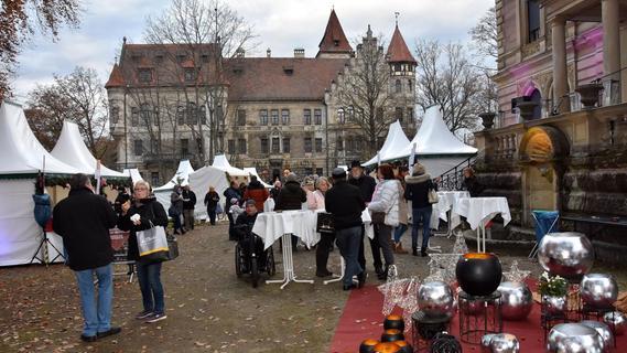Besinnlich: Winterträume auf Schloss Faber Castell - Nordbayern.de