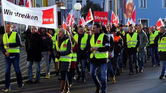 Zivilbeschäftigte der US-Army in Hohenfels wollen mehr Geld und Kollegen - Nordbayern.de