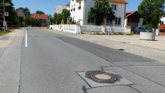 Umgehung und schlechte Straßen treiben Bürger in Rohr um - Nordbayern.de