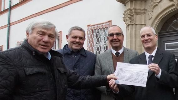 Zwölf Millionen Euro für Klostersanierung Michelfeld - Nordbayern.de