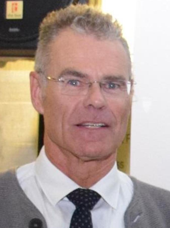 Dr. Harald Rittger.
