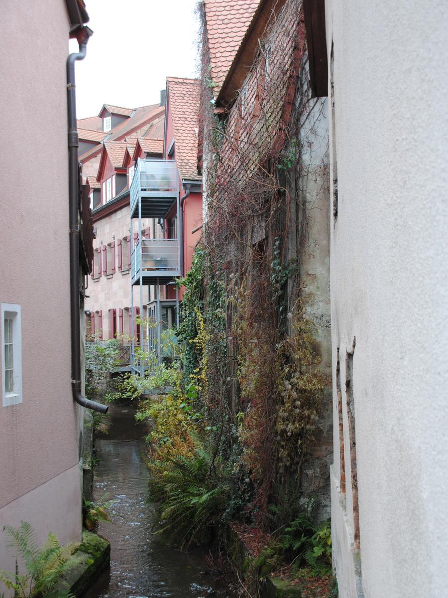 Es gibt aber auch solche Ansichten: Ist das Schwabach oder Venedig?