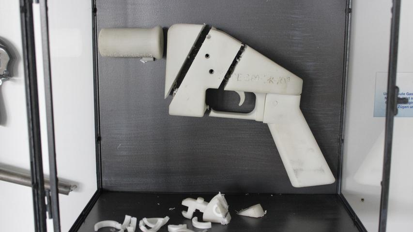 Die Schusswaffe