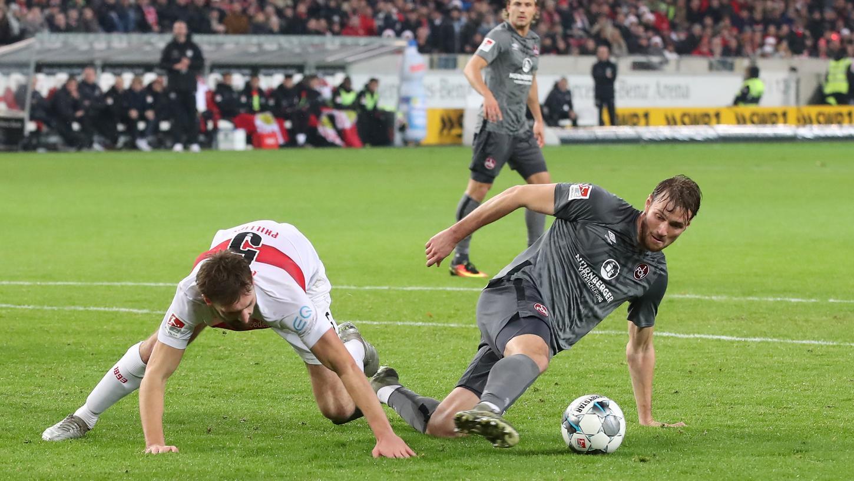 In Wiesbaden hat Asger Sörensen eindrucksvoll gezeigt, dass er nicht nur Tore verhindern kann.