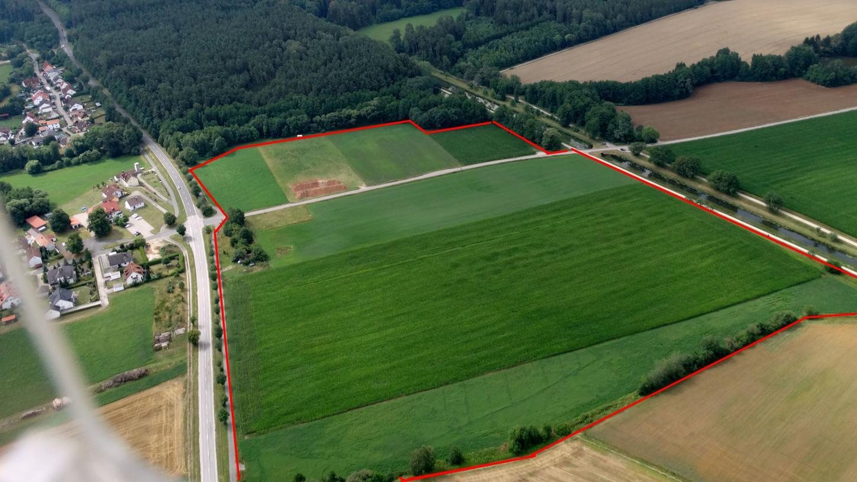 Das geplante Baugebiet Richtheim-Straßfeld wird das größte Bauprojekt