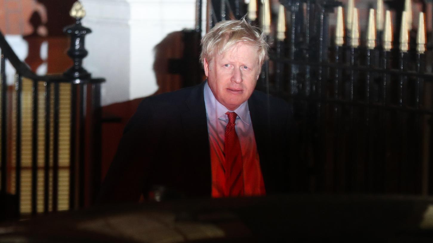 Die Tory-Partei von Premierminister Boris Johnson hat einen großen Wahlsieg davongetragen.