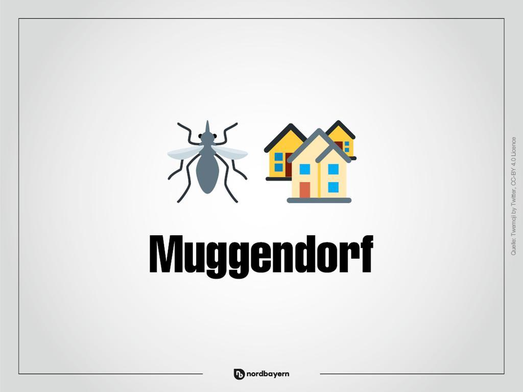 Motiv: Emoji-Rätsel Ortsteile im Landkreis Forchheim; Muggendorf; Bilderrätsel; Emoji; Smiley Foto: nordbayern.de