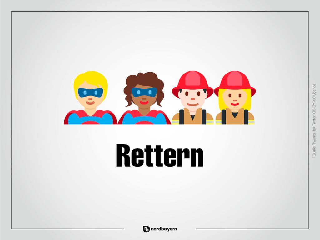 Motiv: Emoji-Rätsel Ortsteile im Landkreis Forchheim; Rettern; Bilderrätsel; Emoji; Smiley Foto: nordbayern.de