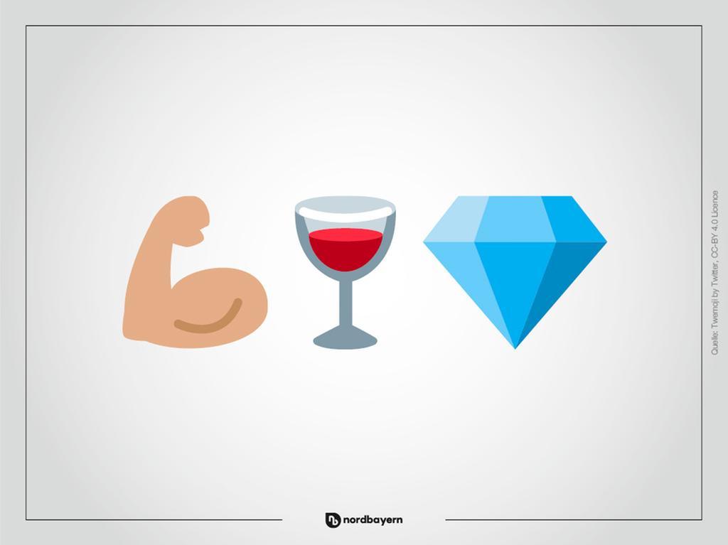 Motiv: Emoji-Rätsel Ortsteile im Landkreis Forchheim; Gößweinstein; Bilderrätsel; Emoji; Smiley Foto: nordbayern.de