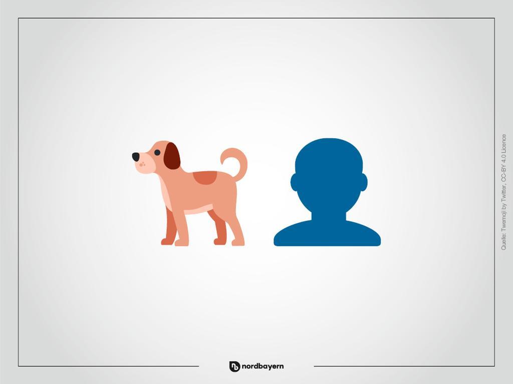 Motiv: Emoji-Rätsel Ortsteile im Landkreis Forchheim; Hundshaupten; Bilderrätsel; Emoji; Smiley Foto: nordbayern.de
