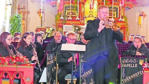 Starke Solisten in Großlellenfeld