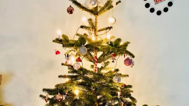 Weihnachten 2019: Das sind die schönsten Christbäume unserer User