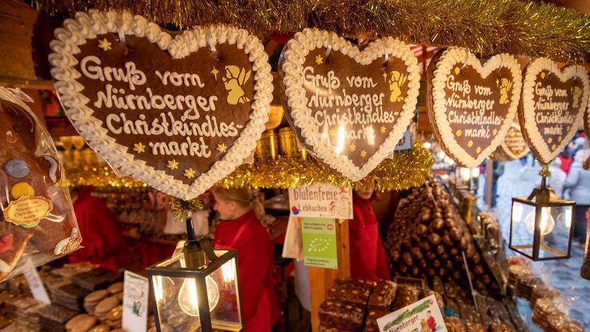 Glühwein, Promis, Lichterglanz: So schön war der Christkindlesmarkt 2019
