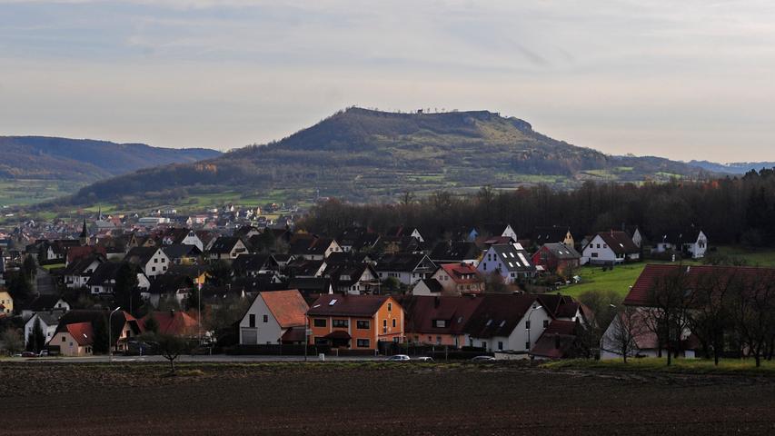Motiv Walberla..bei Ober Weilersbach..Foto Roland Huber