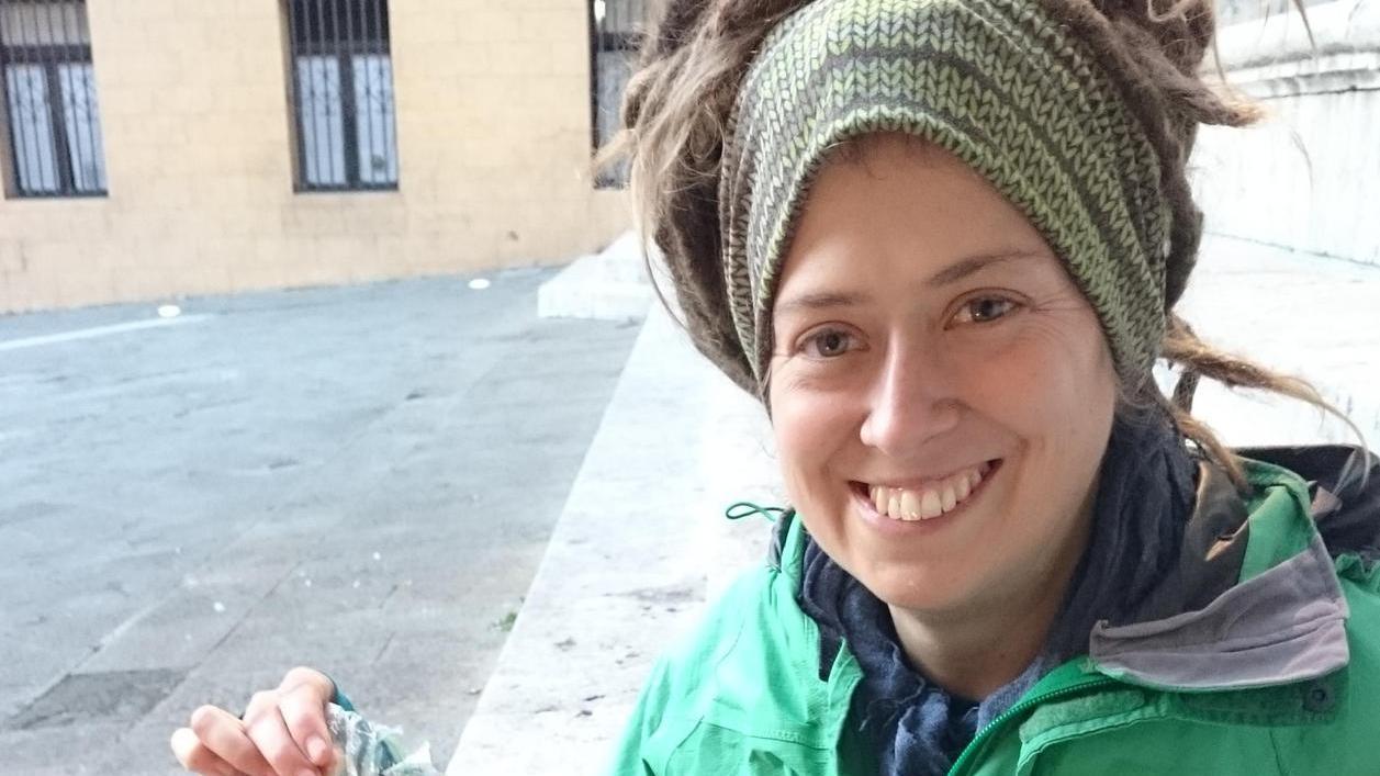 Johanna Wiglinghoff rettete kürzlich in Siena Nürnberger Weihnachtsgebäck.