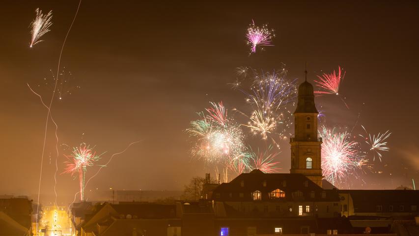 Erlangen: Willkommen im Jahr 2020