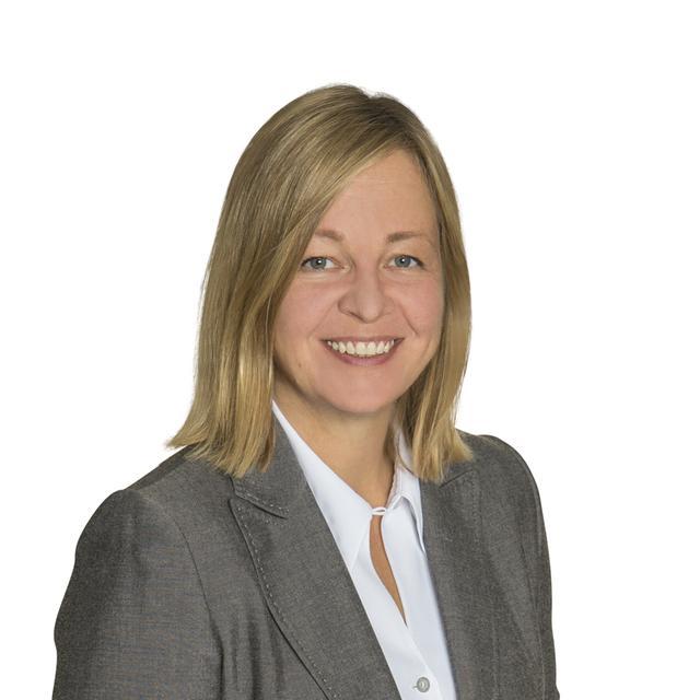 Kristina Becker (CSU) möchte die erste Bürgermeisterin von Treuchtlingen werden.