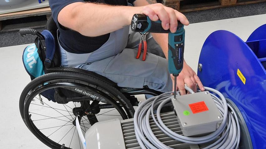 Inklusion: Arbeitnehmer mit Handicap brauchen mehr Chancen