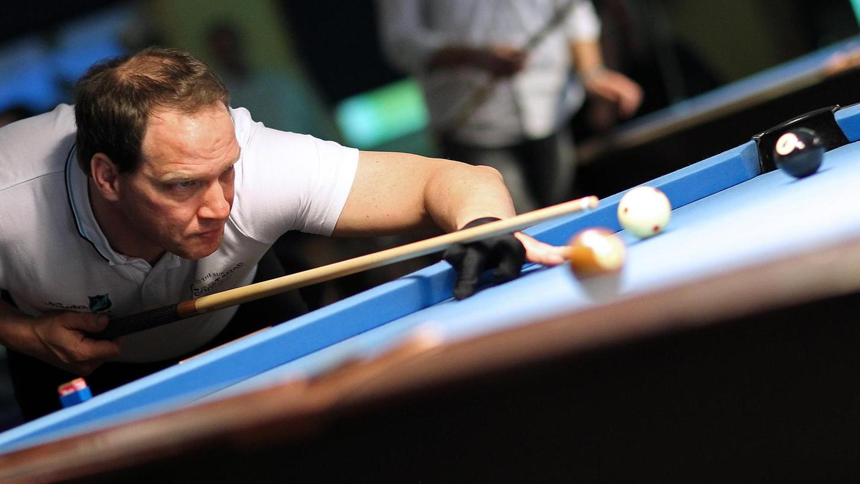 Auch Routinier Michal Gavenčiak (Sieger von 2005) möchte heuer beim Neujahrsturnier vorne mitmischen.