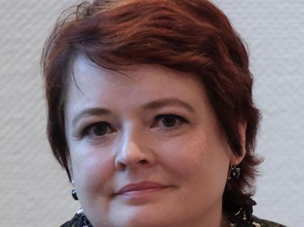 Strebt auch das OB-Amt an: Verena Osgyan (Grüne).