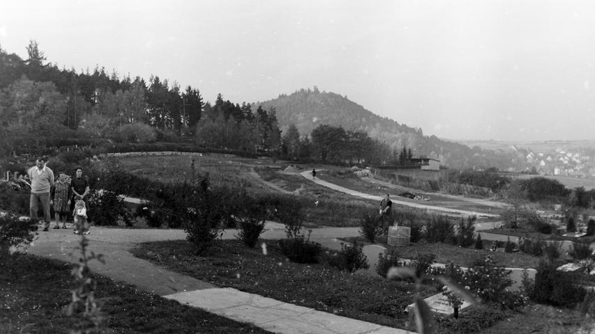 Vor 50 Jahren war noch viel Platz am Neuen Friedhof auf der Winterleite in Pegnitz (Bild). Danach mussten die Gräberfelder jahrzehntelang immer wieder erweitert werden, galt doch die Ruhestätte als eine der schönsten in der Region, was sich auch in Auszeichnungen bei Ortsverschönerungswettbewerben niederschlug. Mit der Zunahme der Feuerbestattungen allerdings wendete sich das Blatt. Eine vorgehaltene Erweiterungsfläche wurde längst zu einem Baugebiet umgewandelt und viele aufgelassene Gräber haben empfindliche Lücken in die früher mustergültige Anlage geschlagen. Deshalb wurde im Stadtrat schon über eine Neugestaltung gesprochen, die allerdings einen Millionenaufwand erfordern dürfte.