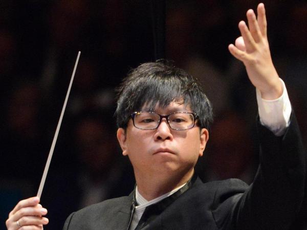 Blank polierter Beethoven: Symphoniker-Chefdirigent Kahchun Wong.
