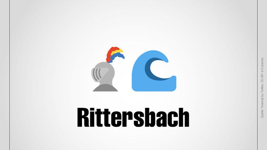 Rittersbach ist ein Ortsteil von Georgensgmünd.