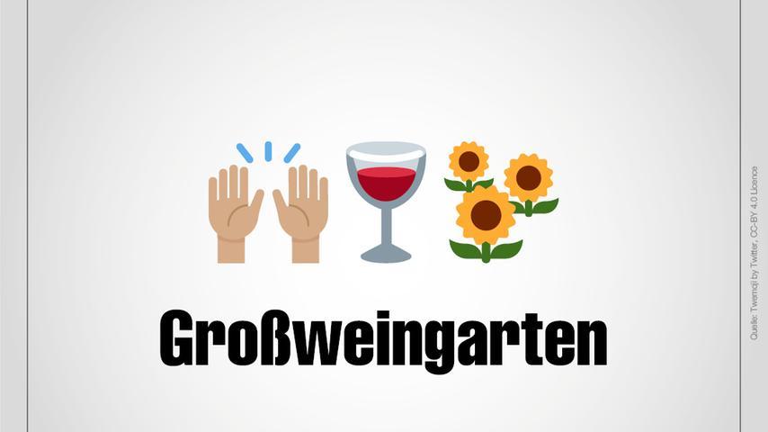 Großweingarten ist ein Ortsteil von Spalt.
