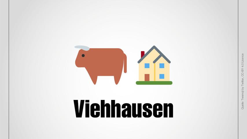 Viehhausen ist ein Ortsteil von Greding.