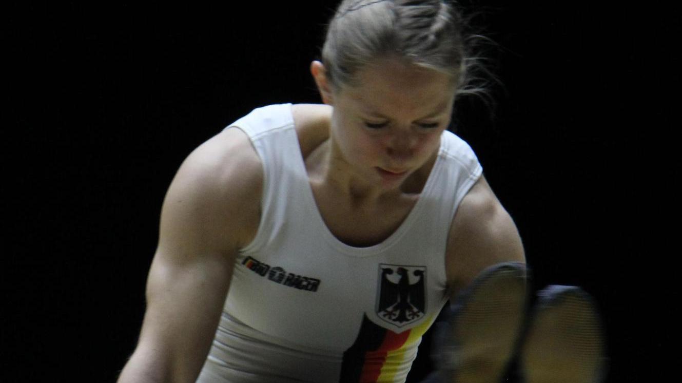 Weltmeisterin, Weltcup-Siegerin, Deutsche Meisterin und jetzt zum dritten Mal in Folge und zum fünften Mal insgesamt Sportlerin des Jahres im Landkreis: Milena Slupina.