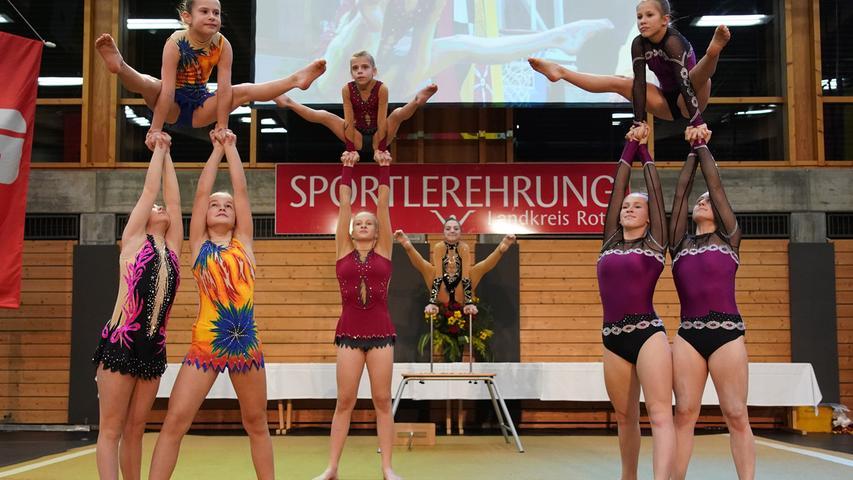 Sportlerehrung in Roth