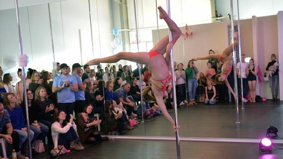 Neues Studio eröffnet: Pole Dance in Erlangen - Erlangen