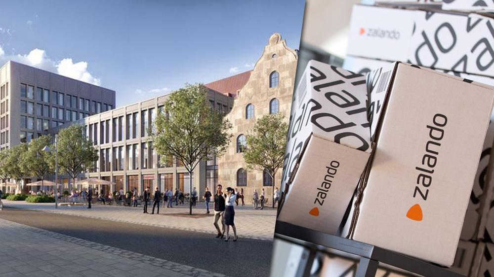 Mit diesem Entwurf bewarb sich das Nürnberger Büro stm Architekten um den City-Point-Neubau - und erhielt den Zuschlag.
