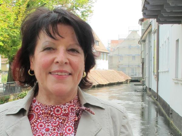 Gabriele Hohenner ist seit 2017 Hauptgeschäftsführerin der Industrie- und Handelskammer für Oberfranken Bayreuth.