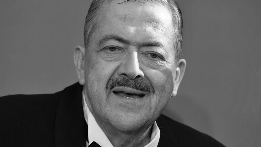 Er war das Gesicht einer der beliebtesten deutschen Fernsehserien: Joseph Hannesschläger, der