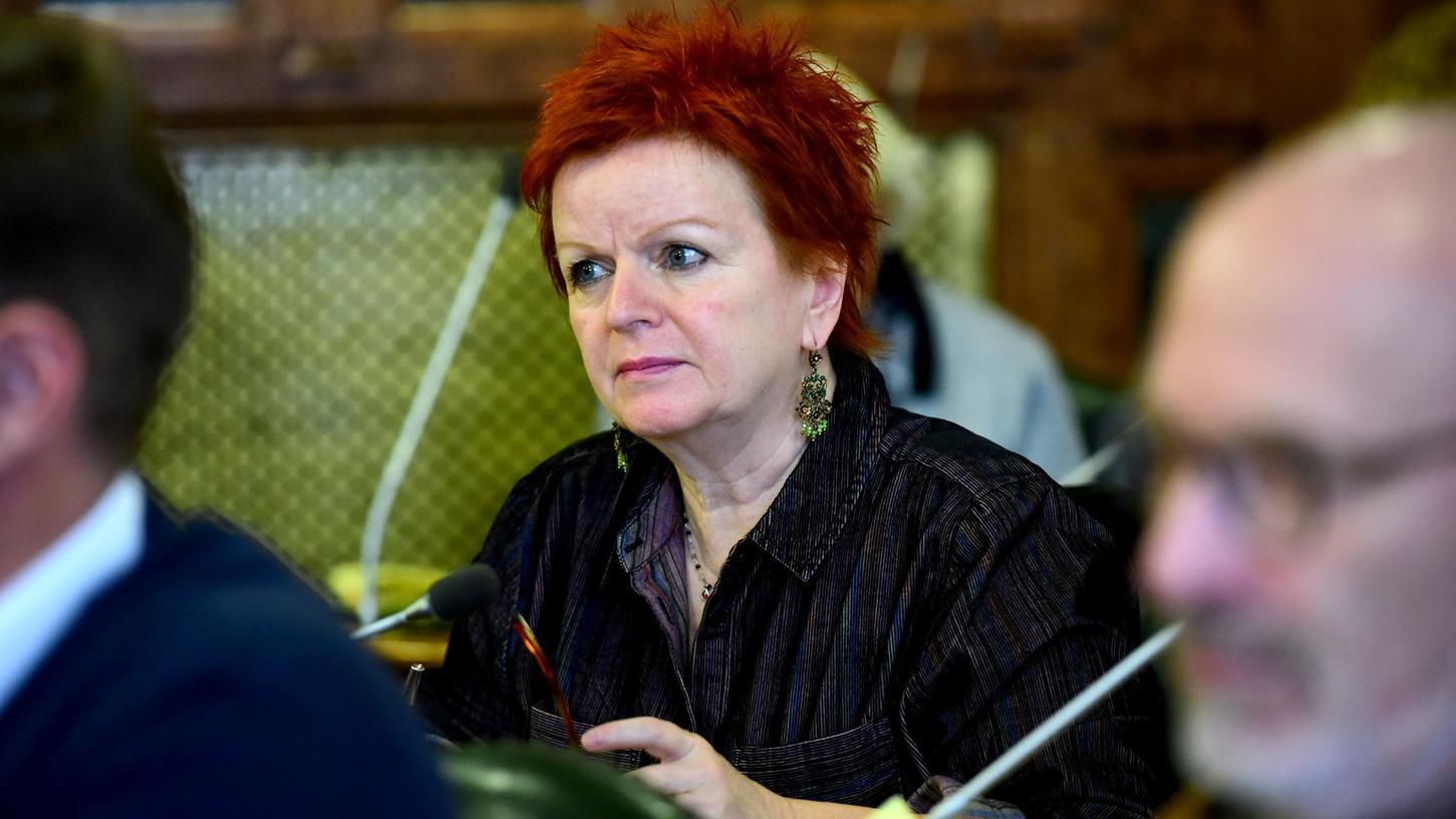 Barbara Fuchs wurde im Herbst 2018 zur Landtagsabgeordneten gewählt.
